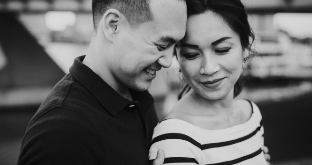 Pre-wedding Tony + Linh | Rotterdam