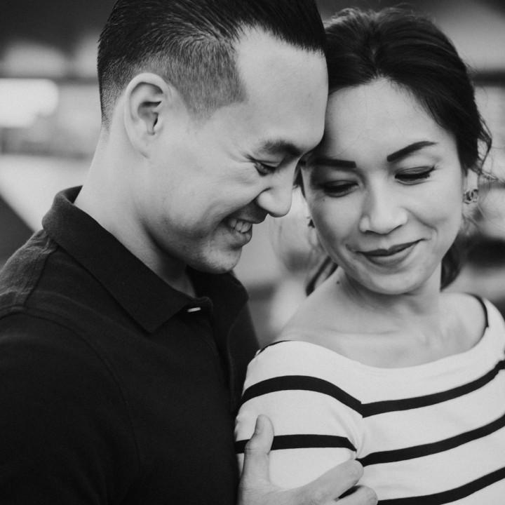 Pre-wedding Tony + Linh | Rotterdam
